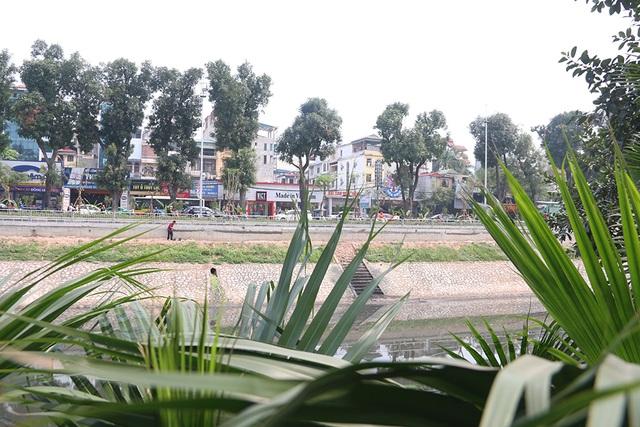 Toàn cảnh con đường dọc sông Tô Lịch chỉ để đi bộ, đi xe đạp - 13