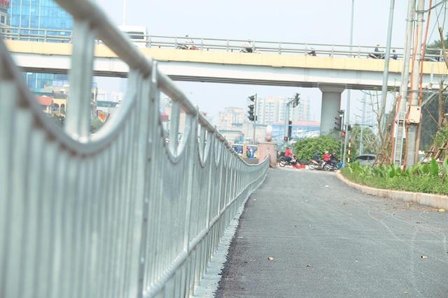 Toàn cảnh con đường dọc sông Tô Lịch chỉ để đi bộ, đi xe đạp - 10