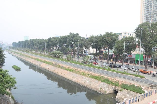 Toàn cảnh con đường dọc sông Tô Lịch chỉ để đi bộ, đi xe đạp - 3