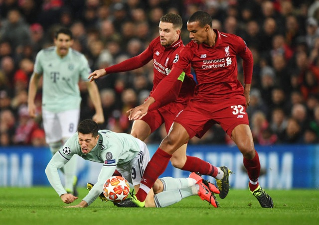 Bayern Munich - Liverpool: Cơ hội chia đều - 1