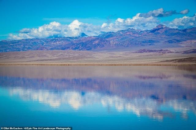 Hồ nước tuyệt đẹp đột nhiên xuất hiện ở Thung lũng Chết chỉ sau một ngày - 3