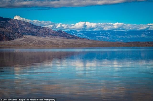 Hồ nước tuyệt đẹp đột nhiên xuất hiện ở Thung lũng Chết chỉ sau một ngày - 5