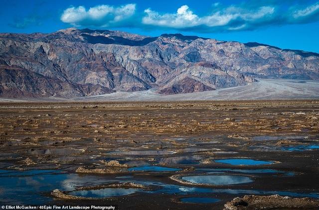 Hồ nước tuyệt đẹp đột nhiên xuất hiện ở Thung lũng Chết chỉ sau một ngày - 6