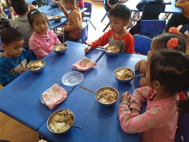 Thanh Hóa: Trường học trong vùng dịch tả lợn châu Phi ngừng ăn thịt lợn - 5