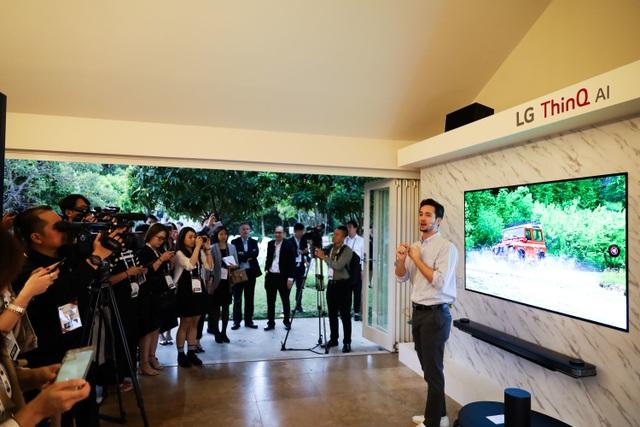 LG trình làng loạt sản phẩm ấn tượng cho ngôi nhà thông minh tại InnoFest 2019 - 1