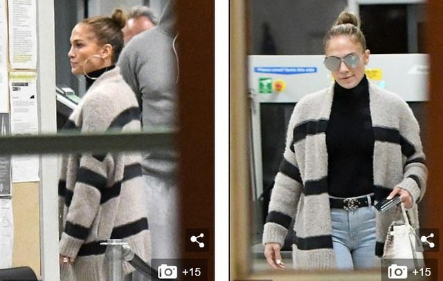 Jennifer Lopez và bạn trai trở về sau kỳ nghỉ ngọt ngào  - 4