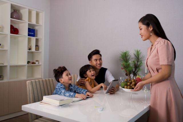 Gói cước gia đình MobiFone: Lợi càng thêm lợi - 1