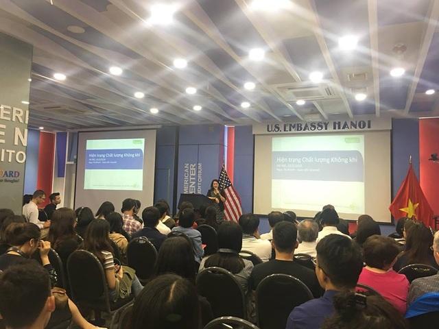 Mỹ sẵn sàng hỗ trợ Việt Nam bảo đảm chất lượng không khí - 2