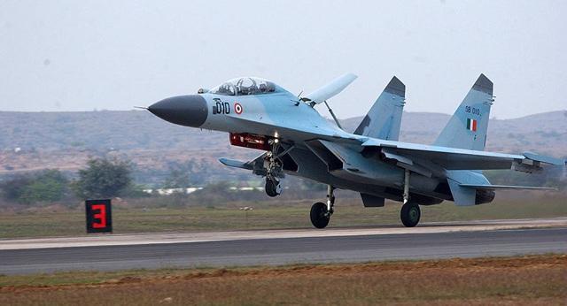 Ấn Độ xây 110 hầm bảo vệ máy bay chiến đấu sát Trung Quốc, Pakistan - 1