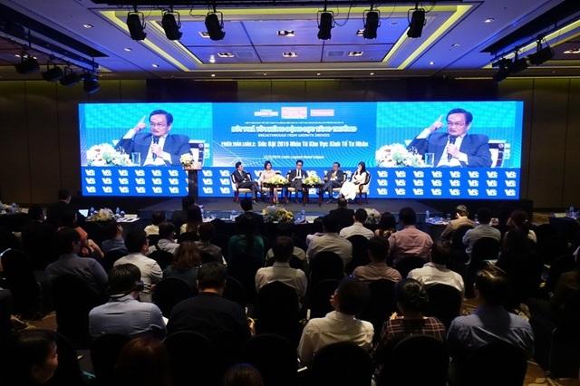"""Tín dụng """"đen"""" là thách thức của thị trường tài chính Việt Nam - 1"""
