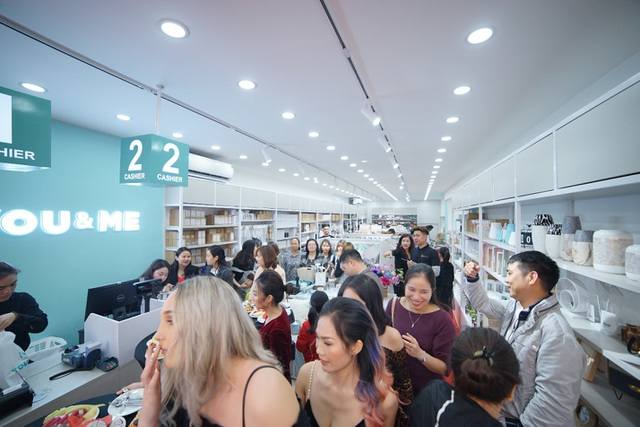 Ra mắt cửa hàng đầu tiên của hệ thống siêu thị tiện ích You  Me tại Việt Nam - 9