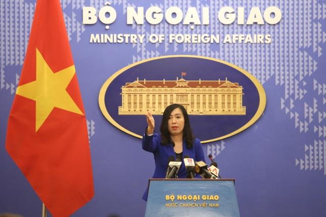 Mỹ nhận định không chính xác về nhân quyền tại Việt Nam - 1