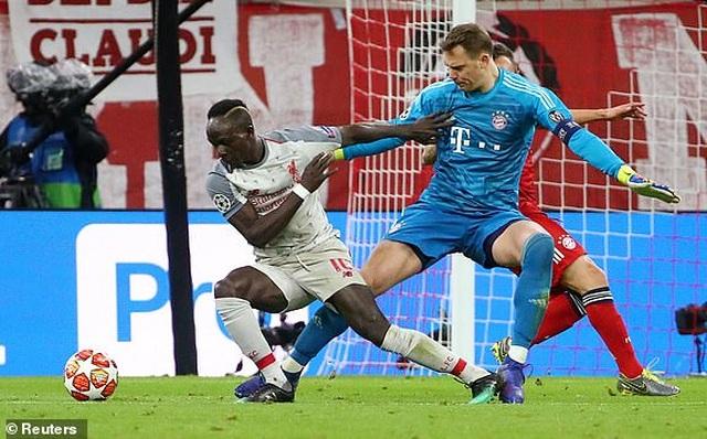 Bayern Munich 1-3 Liverpool: Cú đúp của Mane - 10
