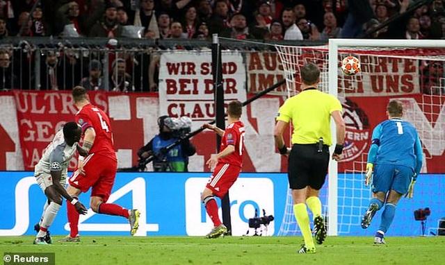 Bayern Munich 1-3 Liverpool: Cú đúp của Mane - 9