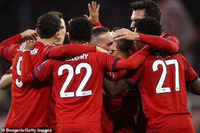 Bayern Munich 1-3 Liverpool: Cú đúp của Mane - 8