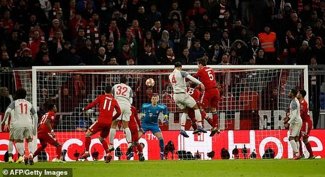 Bayern Munich 1-3 Liverpool: Cú đúp của Mane - 3
