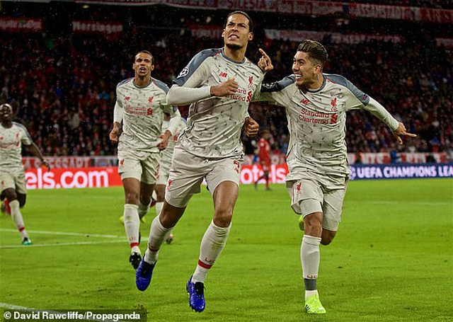 Bayern Munich 1-3 Liverpool: Cú đúp của Mane - 2