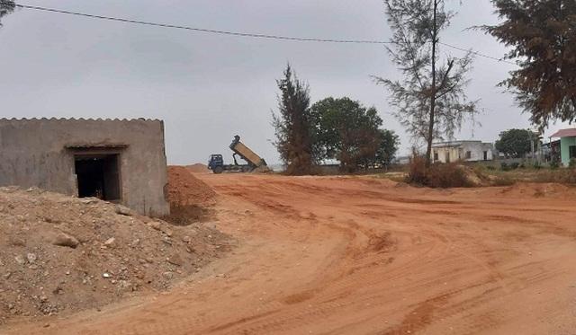 Quảng Bình: Dự án gần 90 tỷ đồng đổ và bán phế thải sai quy định! - 3
