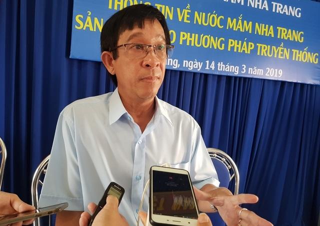 Hiệp hội nước mắm Nha Trang: Nên dừng hẳn dự thảo gây bất lợi cho nước mắm truyền thống - 2