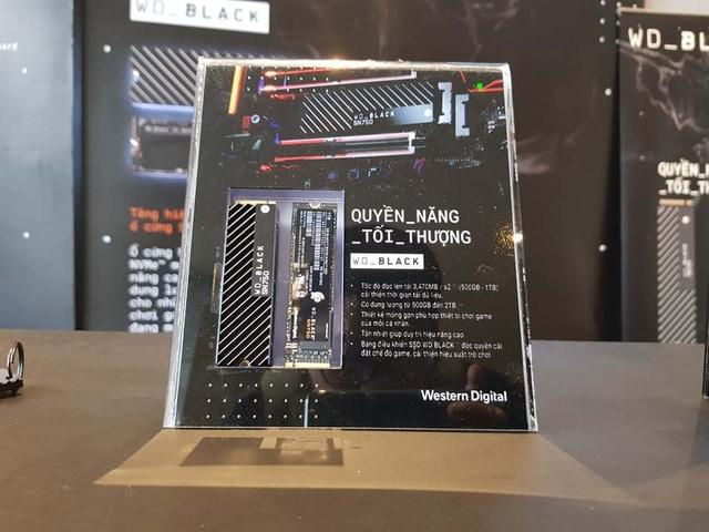 Western Digital ra mắt ổ SSD 2 hiệu năng dung lượng tới 2TB - 1
