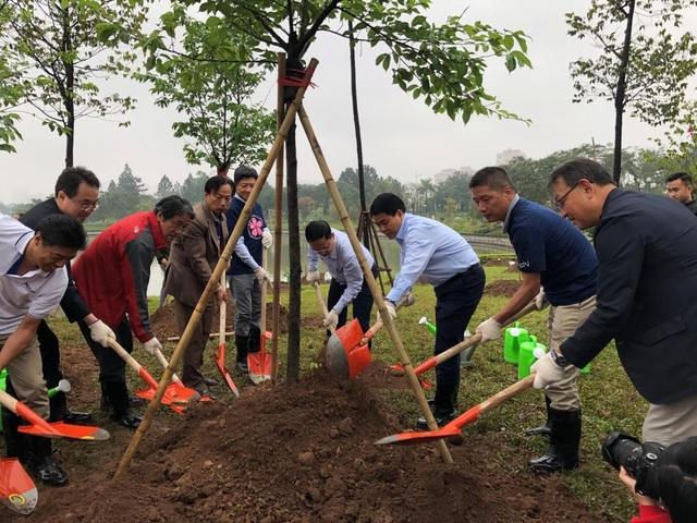 AEON và hành trình mang hoa anh đào Nhật bản về Việt Nam - Ảnh minh hoạ 2