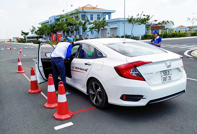 1.400 học viên được đào tạo lái xe an toàn cùng Honda Việt Nam - 3