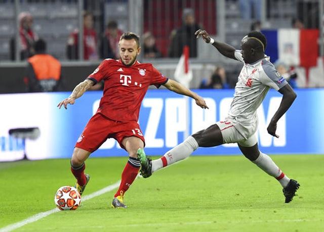 Bayern Munich 1-3 Liverpool: Cú đúp của Mane - 7