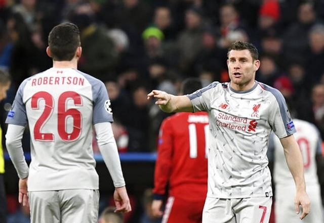 Bayern Munich 1-3 Liverpool: Cú đúp của Mane - 11