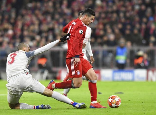 Bayern Munich 1-3 Liverpool: Cú đúp của Mane - 6