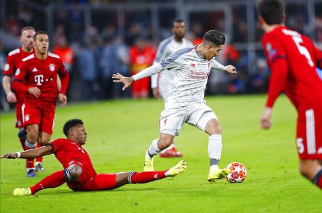 Bayern Munich 1-3 Liverpool: Cú đúp của Mane - 4