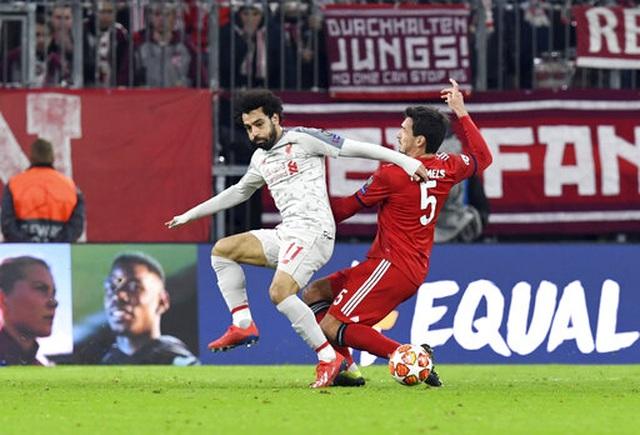 Bayern Munich 1-3 Liverpool: Cú đúp của Mane - 1