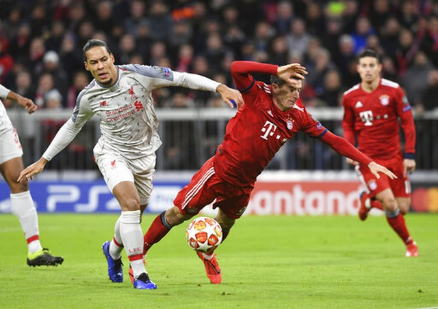 Nhìn lại chiến thắng ấn tượng của Liverpool trên sân Bayern Munich - 4