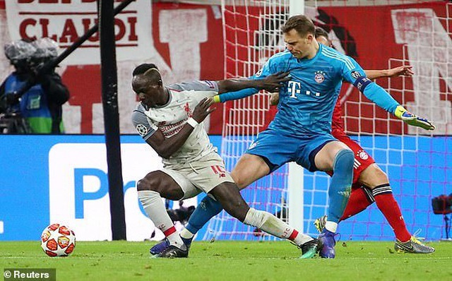 Nhìn lại chiến thắng ấn tượng của Liverpool trên sân Bayern Munich - 8