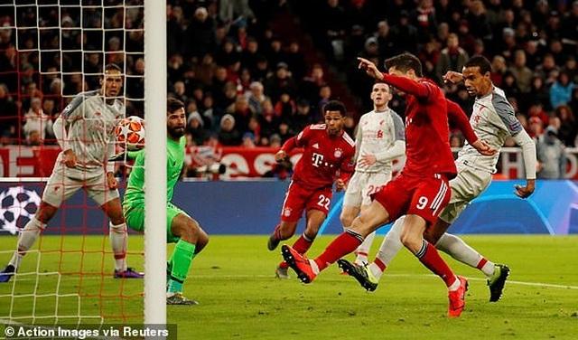 Nhìn lại chiến thắng ấn tượng của Liverpool trên sân Bayern Munich - 10