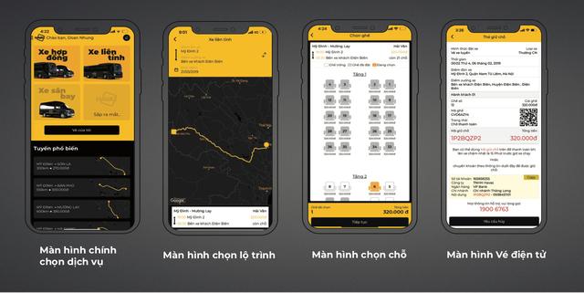 Giải pháp công nghệ cho giao thông đường dài ở Việt Nam - 1