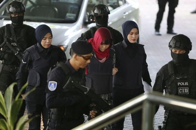 Đoàn Thị Hương không được hủy truy tố, tiếp tục ra tòa ngày 1/4 - 3