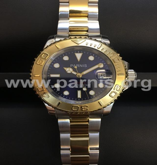 Đồng hồ Parnis có thực sự tốt không? - 1