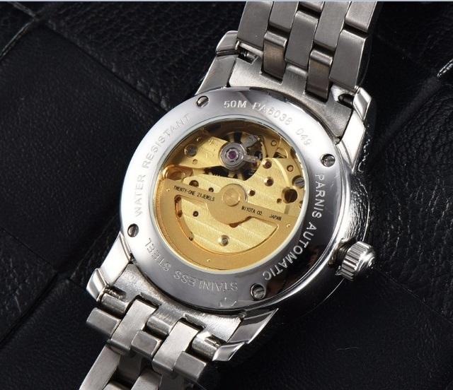 Đồng hồ Parnis có thực sự tốt không? - 2