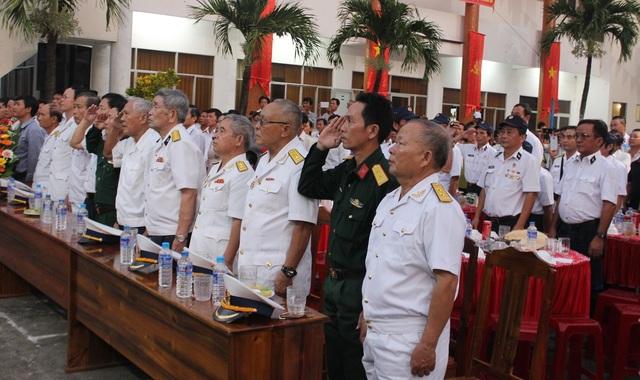 Hơn 500 cựu chiến binh Trường Sa tưởng nhớ 64 liệt sĩ Gạc Ma - 6