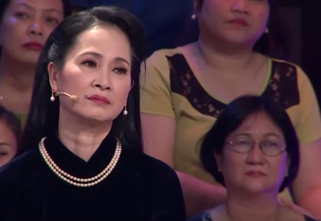 """NSND Lan Hương, Tự Long bật khóc kể kí ức về """"bác trưởng thôn"""" Văn Hiệp - 1"""