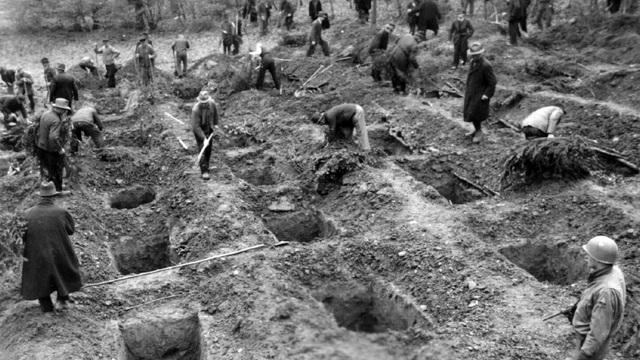 Phát hiện hàng trăm vật dụng ở các điểm thảm sát Quốc xã - 1