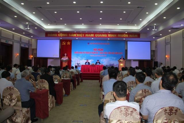 PVN tổ chức hội nghị thăm dò, khai thác năm 2019 - 2