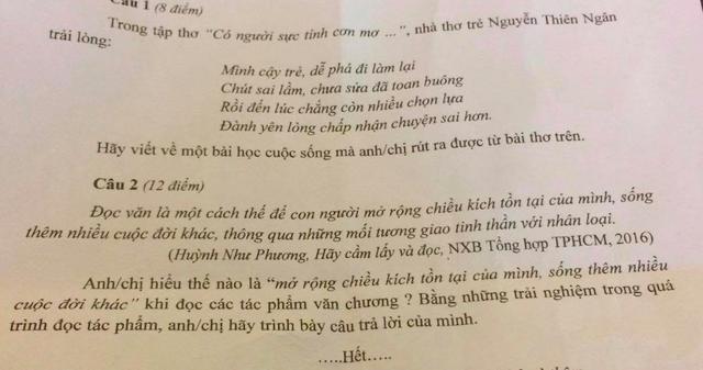 Nữ sinh xinh đẹp vạn người mê Võ Ngọc Trân giành giải Nhì HSG Văn TP.HCM - 3