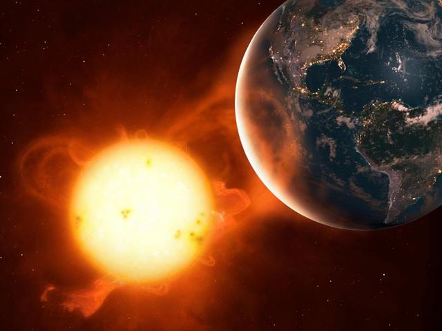 Siêu bão Mặt Trời có thể quét sạch các vệ tinh và thiết bị điện tử của Trái Đất - 1