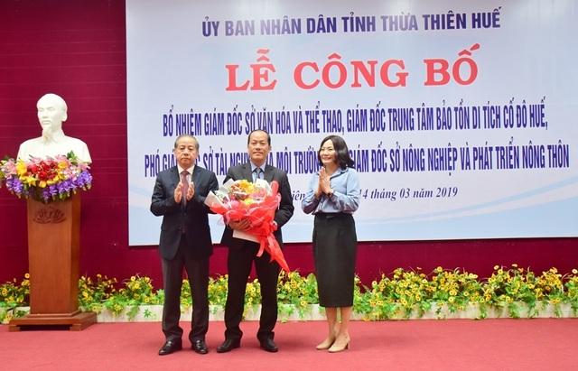 Thua Thien Hue bo nhiem lanh dao nhieu co quan 2.JPG