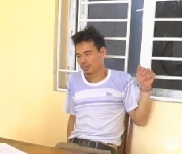 Người đàn ông vác dao chém Trưởng và Phó Công an xã tại trụ sở UBND - 1