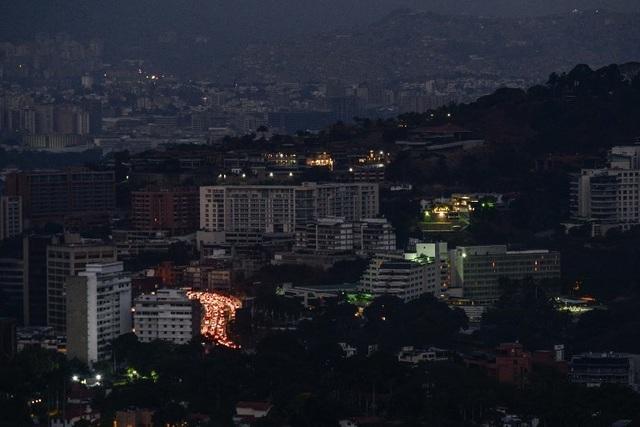 Venezuela đã bị mất điện diện rộng từ ngày 8/3.