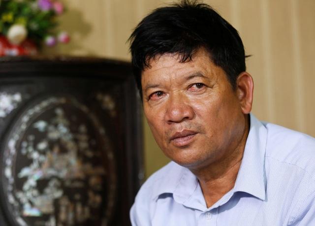 Bố Đoàn Thị Hương buồn khi con gái không được tự do - 1