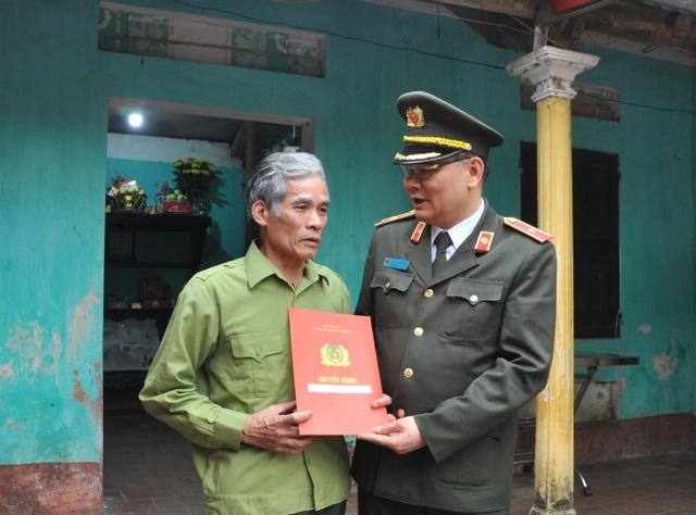 Thăng hàm cho CSGT hi sinh khi bảo vệ Hội nghị Thượng đỉnh Mỹ - Triều - 1