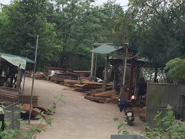 Chính quyền bất lực để doanh nghiệp chiếm hàng trăm m2 đất hành lang đê tại Hà Tĩnh! - 1